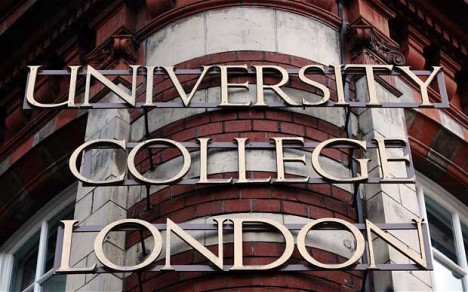 IUNIVERSITY COLLEGE LONDON