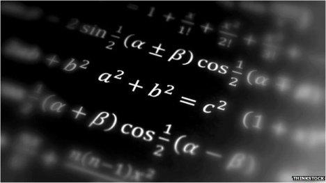 brain and maths