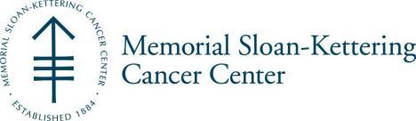 MEMORIAL SLOAN-KETTERING CANCER CENTER