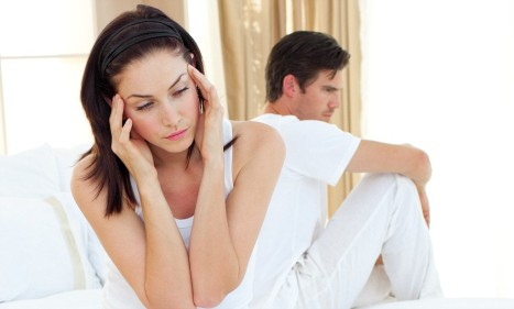 Stress can double infertility
