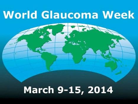 world glaucoma week 2014